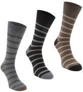 Soulcal 3 Pack Ankle Socks