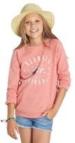 Billabong Girl's Mermaid Vibes Graphic Sweatshirt