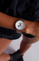 Disney Original Formal Rose Gold Mesh Watch