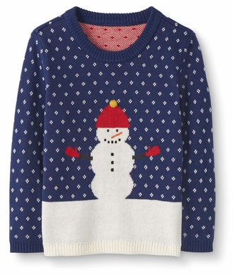 Moon and Back by Hanna Andersson Moon and Back Baby Holiday Sweater