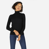 Everlane The Luxe Wool Ribbed Turtleneck