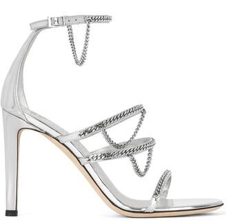 Giuseppe Zanotti Catena chain-strap sandals