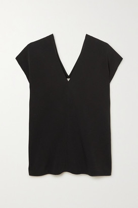 The Row Labo Stretch-jersey T-shirt - Black