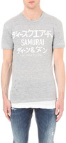 DSQUARED2 Samurai cotton t-shirt