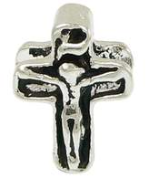 Olympia Cross Charm - Compatible & Fits Major Brand Name Brand Bracelets