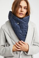 Wesc Alwa Puffer Scarf by at Free People