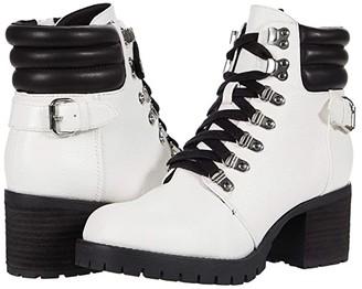Mia Broderick (White) Women's Shoes