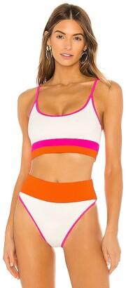 Beach Riot X REVOLVE Eva Bikini Top