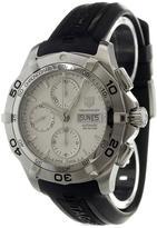 Tag Heuer 'Aquaracer Chronograph' analog watch