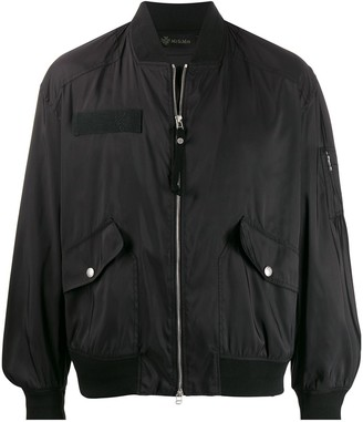Mr & Mrs Italy flap pocket bomber jacket