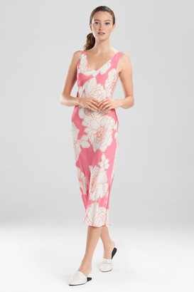 Natori Peony Sunset Gown