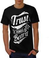 Trust Me Beard Vintage Men XXXL T-shirt | Wellcoda