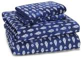 Sky Indigo Patchwork Sheet Set, Twin - 100% Exclusive
