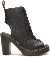 Dr. Martens Carmelita Open Heel Lace Up Boot