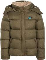 Scotch R'Belle Down jacket olive