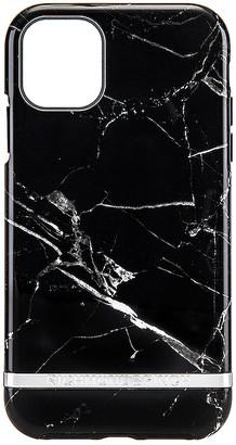 Richmond & Finch Black Marble iPhone 11 Case