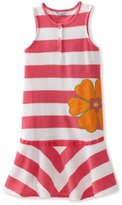 Hartstrings Girls 7-16 Big Baby Terry Hooded Swim Cover Up