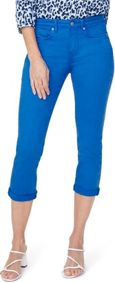 NYDJ Chloe Capri Jeans