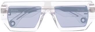 Études Sauvage Crystal sunglasses