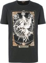 Roberto Cavalli horse print T-shirt - men - Cotton - L