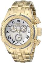 Invicta Women's 17429 Bolt Analog Display Swiss Quartz Gold Watch
