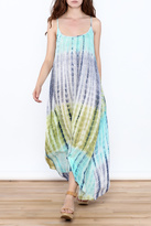 Love Stitch Lovestitch Tie Dye Maxi