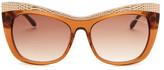 Roberto Cavalli Women's Muscida Cat Eye Sunglasses