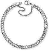 James Avery Jewelry James Avery Light Double Curb Charm Bracelet