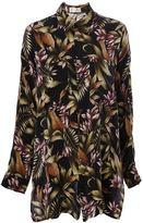 Faith Connexion floral print shirt