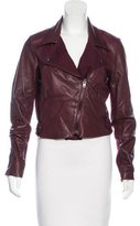 Sachin + Babi Leather Moto Jacket