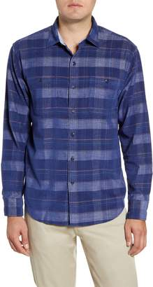 Tommy Bahama Del Coast Classic Fit Corduroy Button Up Shirt