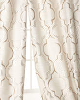 "Horchow Each 96""L Aberdeen Curtain"