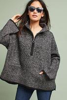 Line Marled Half-Zip Pullover