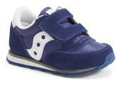 Saucony Infant 'Jazz' Hook & Loop Sneaker