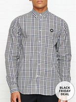 Wood Wood Dorset Check Long Sleeve Shirt