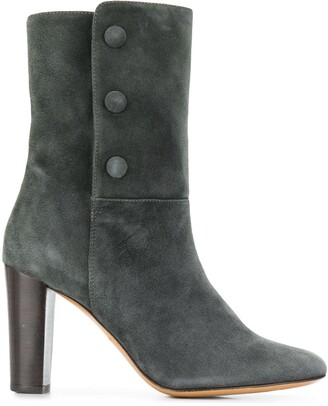 Tila March Ankle-Length Boots