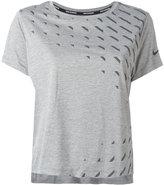 Nike Breathe City T-shirt - women - Polyester - S