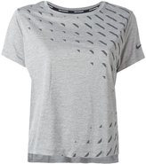 Nike Breathe City T-shirt - women - Polyester - XS