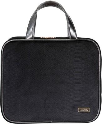 Stephanie Johnson Marais Noir Martha Large Briefcase Cosmetic Case