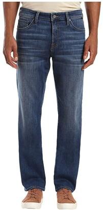 Mavi Jeans Matt Relaxed Straight Leg in Dark Brushed Williamsburg (Dark Brushed Williamsburg) Men's Jeans