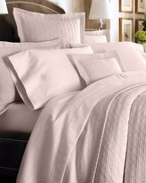 Sferra Queen Marcus Collection 400TC Dotted Sheet Set