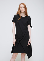 J.W.Anderson Black Single Knot Dress