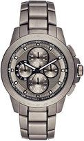 Michael Kors Men's Chronograph Ryker Titanium Bracelet Watch 43mm MK8530