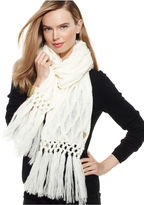 Vince Camuto Scarf, Oversized Architectural Muffler