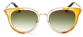 Toms Rey Cat Eye Sunglasses, 47mm