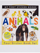 Marks and Spencer Animals Sticker Book Set