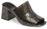Jeffrey Campbell Women's Jelly Slide Sandal