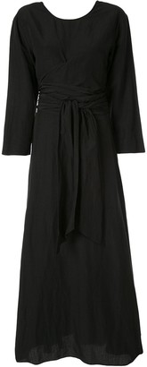 Muller of Yoshio Kubo Cache Couer long dress
