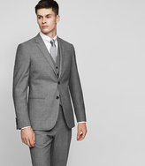 Reiss New Collection Robin B Hopsack Weave Blazer