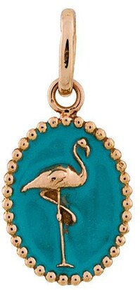 Gigi Clozeau Flamingo medallion